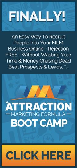 attraction marketing formula bootcamp